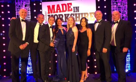 Yorkshire cleaning brand dusts off award win