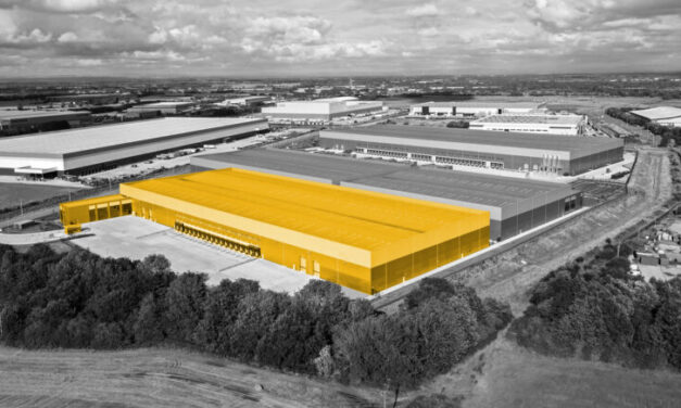 Jungheinrich UK cements commitment to sustainability with start of Northern Central Hub build