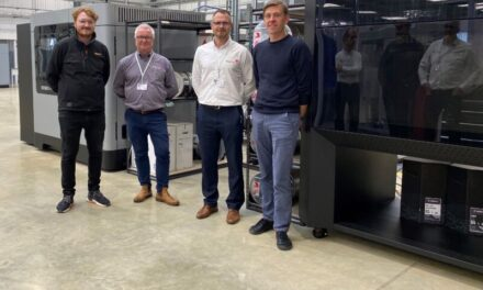 Laser Lines forms strategic partnership with The Digital Manufacturing Centre