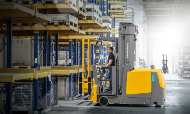 Maximising resources in the intralogistics industry