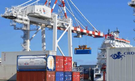 Three key challenges for global supply chains