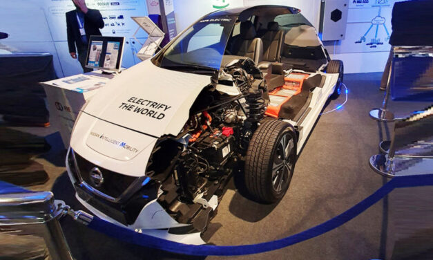 Magnetics importance for electric vehicles at Cenex-LCV