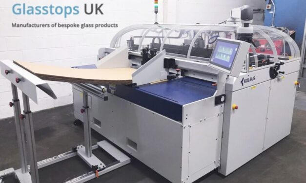 Bespoke/ Perfect packaging solution for UK Glass Manufacturer