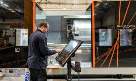 Precision subcontractor prepares for post-COVID proactivity with heavy-duty CNC machining investment
