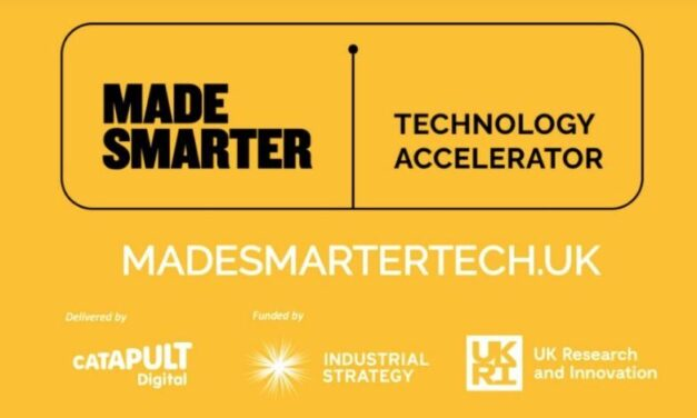 Industrial giants to benefit from four startups' real-world manufacturing solutions