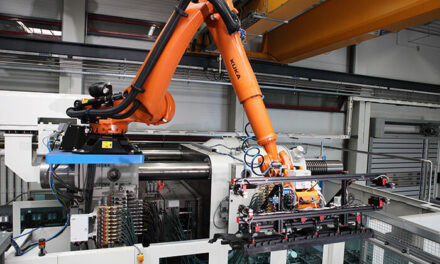 KUKA – Efficient automation in the plastics industry